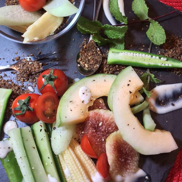 季節の野菜のバーニャカウダーⅡ