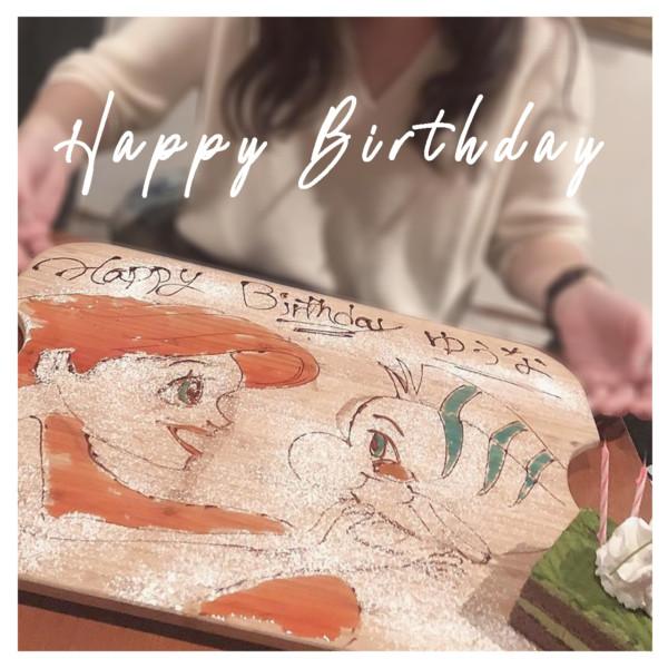 誕生日ケーキ 日替わりキャラクター